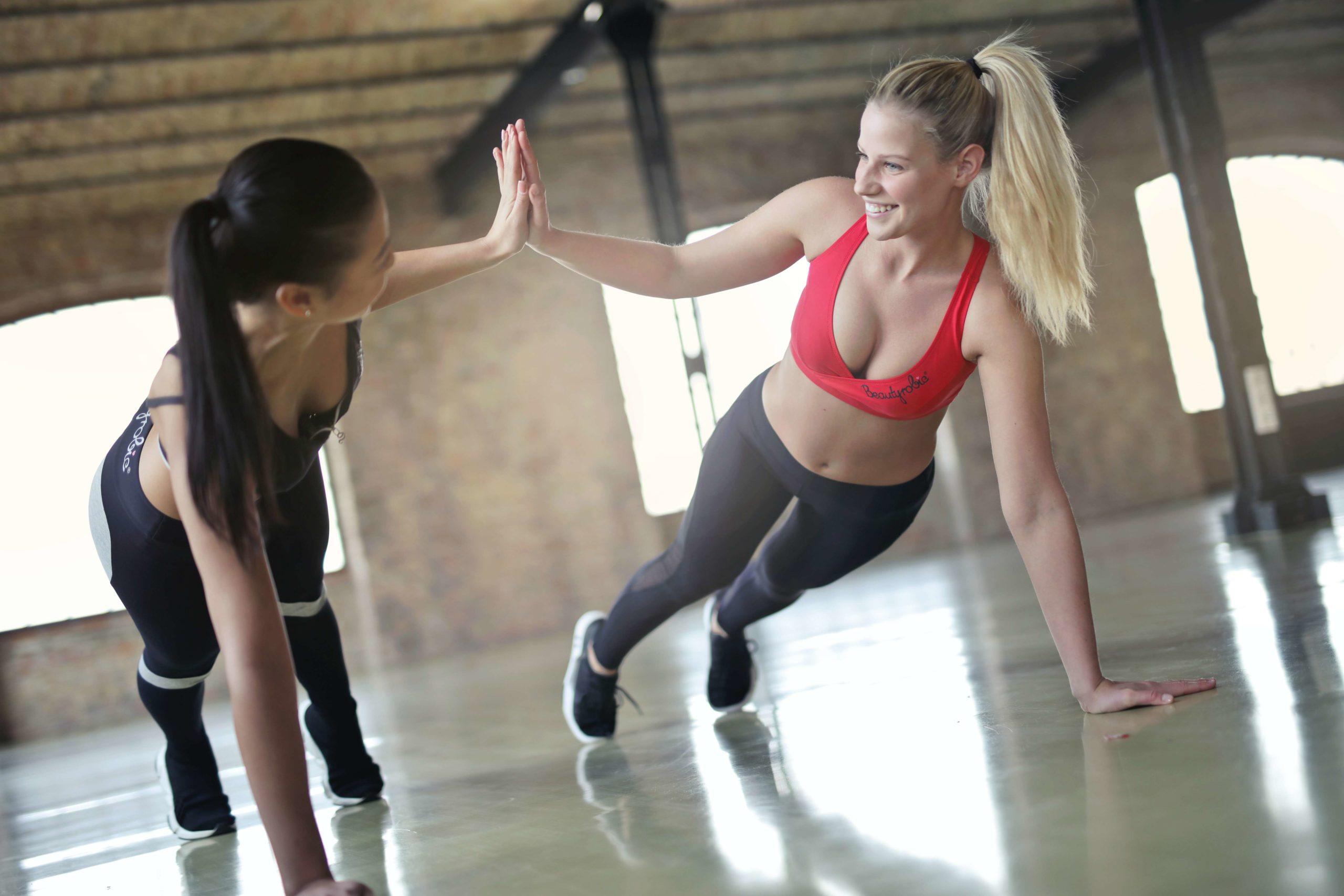 Réalise des entraînements métaboliques pour opérer une transformation physique