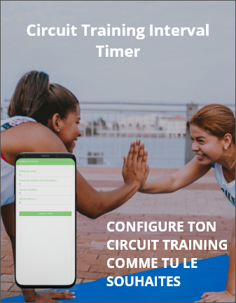 Circuit Training Interval Timer