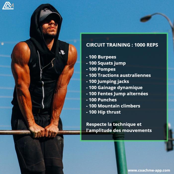 Circuit - Workout 150