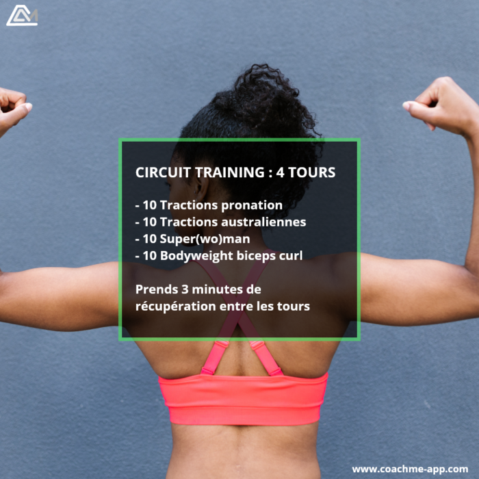 Circuit - Workout 155