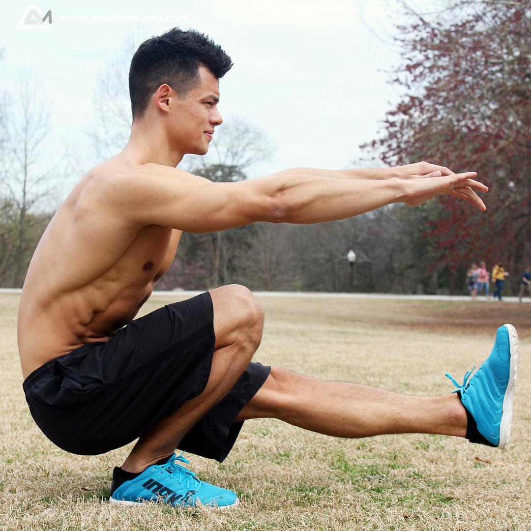 Programme de musculation au poids de corps en half body sur 12 semaines