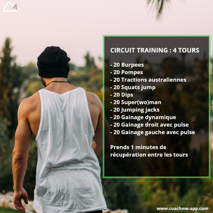 Workout 160
